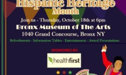 Hispanic Heritage Celebration Invitation