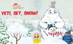 YETI, SET, SNOW!A NEW WINTER SHOW AT THE SWEDISH COTTAGE