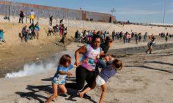 SENATOR RIVERA ON ATTACKS ON ASYLUM SEEKERS AT THE UNITED STATES – MEXICO BORDER