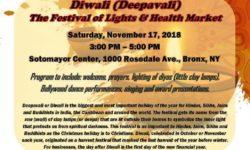 Vishnu Mandir Diwali Cultural Show & Health Market