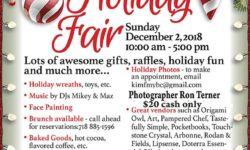 City Island Holiday Fair – December 2