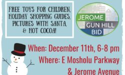 Jerome Gun Hill Holiday Tree Lighting – December 11
