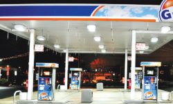 Profile America: First Drive-in Gas Station