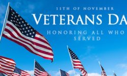 Veterans Day: We thank all who served and who serve today