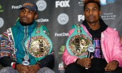 Charlo Twins and Hard to Tell Them Apart
