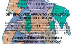 Want to be a part of your community? Join your local community board!
