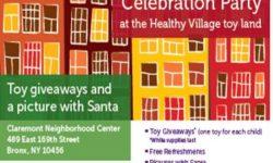 Healthfirst Holiday Celebration – December 20