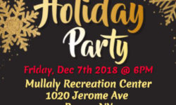 Councilmember Gibson's Holiday Party – December 7