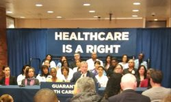 Mayor de Blasio Announces Universal Health Care Plan
