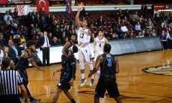 Fordham Loses Another Conference Game