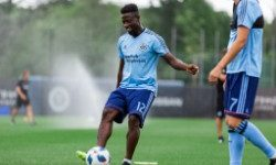 Ebenezer Ofori Returns on Loan for New York City FC