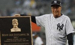 Yankees Mourn the Passing of Mel Stottlemyre