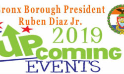Bronx Borough President's 2019 Calendar of Upcoming Events