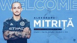 Romanian Star Signs With NYCFC