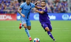 NYCFC Opens Season With Draw