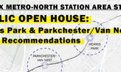 Public Open House: Morris Park and Parkchester