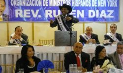 Breaking News: Rev. Ruben Diaz for Congress