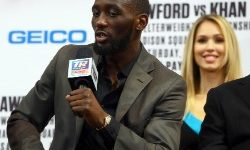 Terence Crawford Is The Spotlight