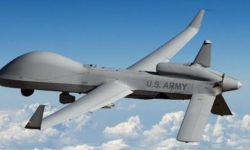 Predator drone (US Army photo)