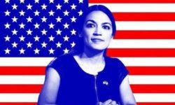 US Rep. Alexandria Ocasio-Cortez