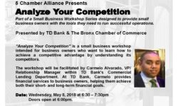 TD Bank Anayzing Competition