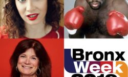 Bronx Week 2019 Walk of Fame Inductees