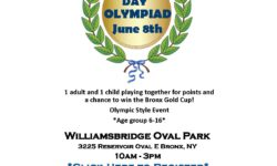 FAMILY DAY OLYMPIAD June 8th