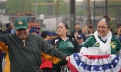 Castle Hill Little League Parade Opens Season