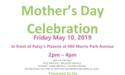 MPBID Mother's Day Celebration, May 10, 2-4pm