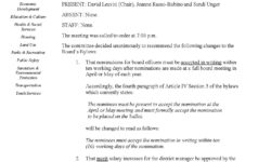 Bronx Community Board 11 By-Law Committee Meeting Minutes