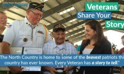 In November 2017, US Rep. Elise M. Stephanik profiled Oakes as part of sharing  the stories of North Country Veterans in honor of Veterans Day. (Facebook)