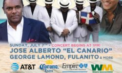 BP DIAZ ANNOUNCES BRONX SUMMER CONCERT SERIES LINEUP