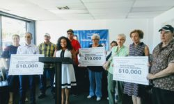 Assemblywoman Fernandez Presents $10,000 Checks to Three Community Organizations