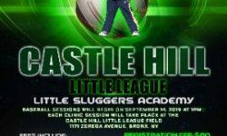 Castle Hill Little League Sluggers Academy