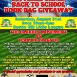 Castle Hill LL Back To School Giveaway