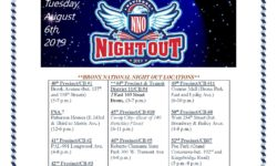 NYPD National Night Out 2019