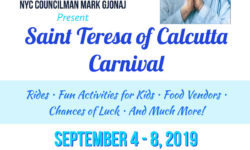Join me this weekend to celebrate Saint Teresa of Calcutta with a Mass and Carnival!
