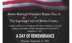 Office of Bronx Borough President Ruben Diaz, Jr.