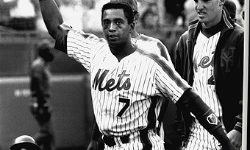 Hubie Brooks: Mets Alumni' Program And His Visit