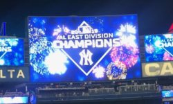 Home Field Is Yankees Goal With Division Clinched