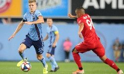 New York City FC's Scotiabank Concacaf Champions League Quarterfinal Match to be Played at Red Bull Arena