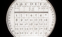 The British Museum - Gregorian Calendar