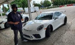 From the Bronx to SoCal in a Porsche 911 GT3