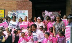 Williamsbridge NAACP Pink Parade With Councilman Andy King