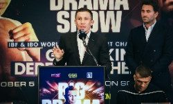"Drama Will Continue For ""GGG"" At The Garden"