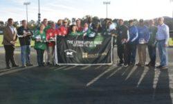 'Legislators' Challenge' Sets the Pace at Yonkers Raceway