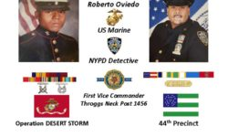 35th Annual Bronx Veteran's Day Parade 11/10/19
