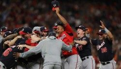 Nationals Win Was Historic And Here Is Why