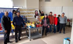 DISTRICT COUNCIL 9 GIVES BACK TO BRONX FAMILIES DURING ANNUAL THANKSGIVING FOOD DRIVE