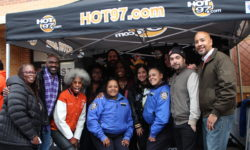 BP DIAZ DISTRIBUTES THANKSGIVING TURKEYS w/ HOT 97, JOINS VETERANS FOR THANKSGIVING LUNCHEON & MORE